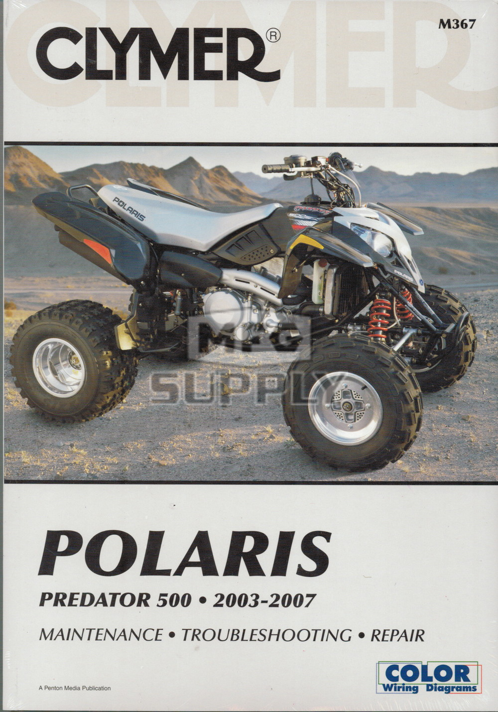 Polaris Predator 500 Manual Outlaw 90 Wiring Diagram Cm367 03 07 Repair Maintenance Rh Mfgsupply Com Parts De Taller