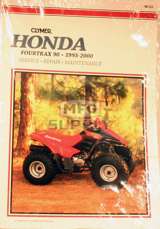 cm433 93 00 honda trx90 repair maintenance manual atv parts rh mfgsupply com 2001 honda trx 90 owners manual honda trx 90 manual pdf