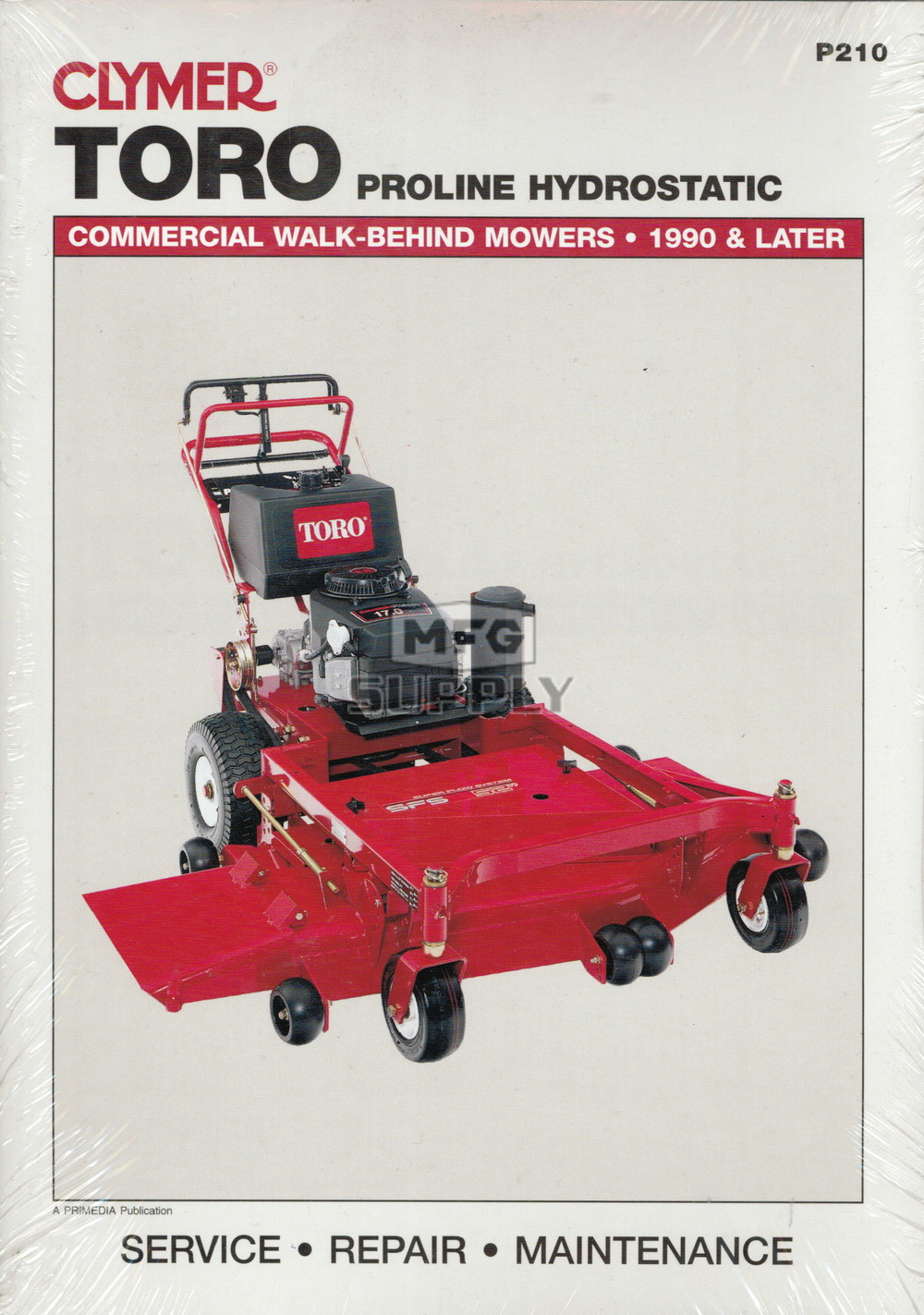 toro commercial walk behind mowers service manual 1990 later rh mfgsupply com toro lawn mower repair manual toro personal pace mower repair manual