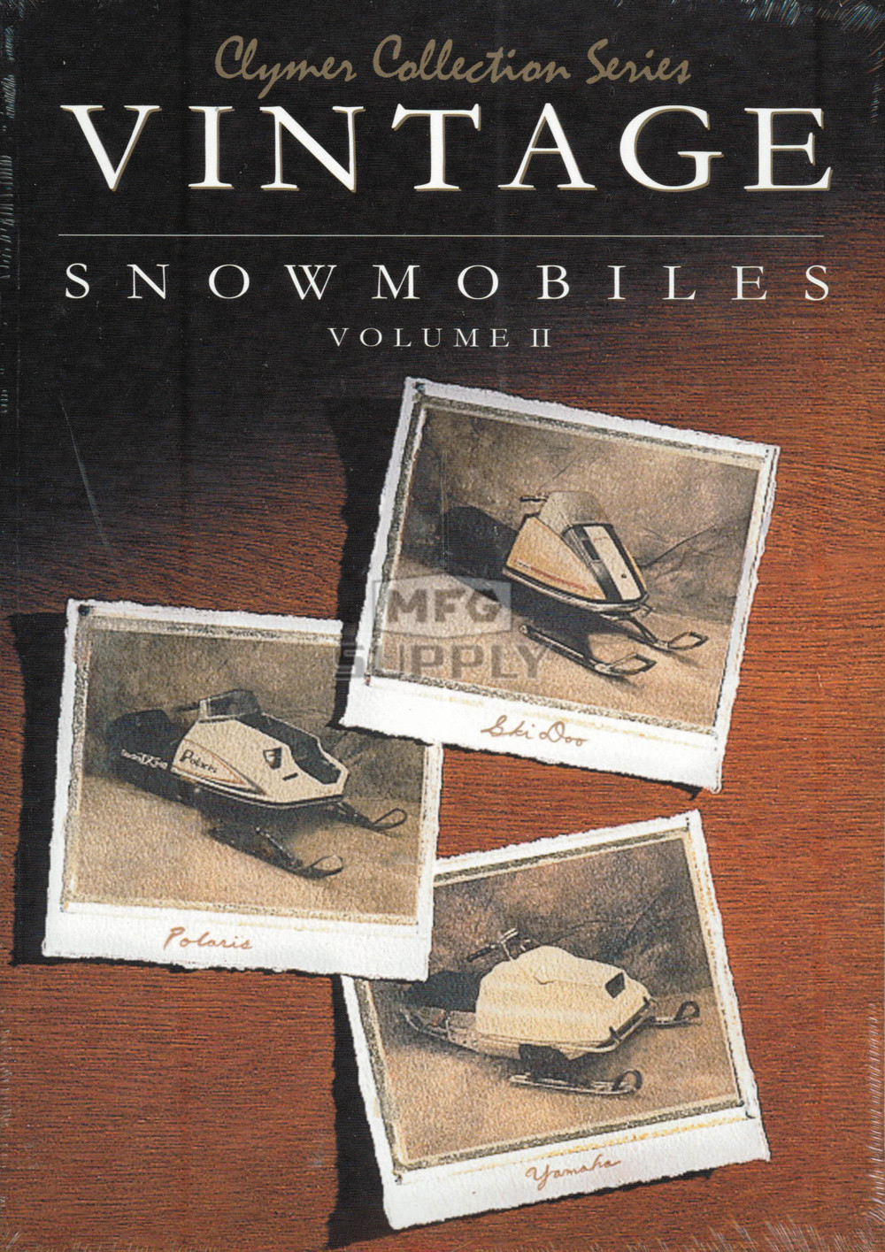 CS821 - Vintage Snowmobile Manual. 73-79 Polaris, 70-79 Ski-