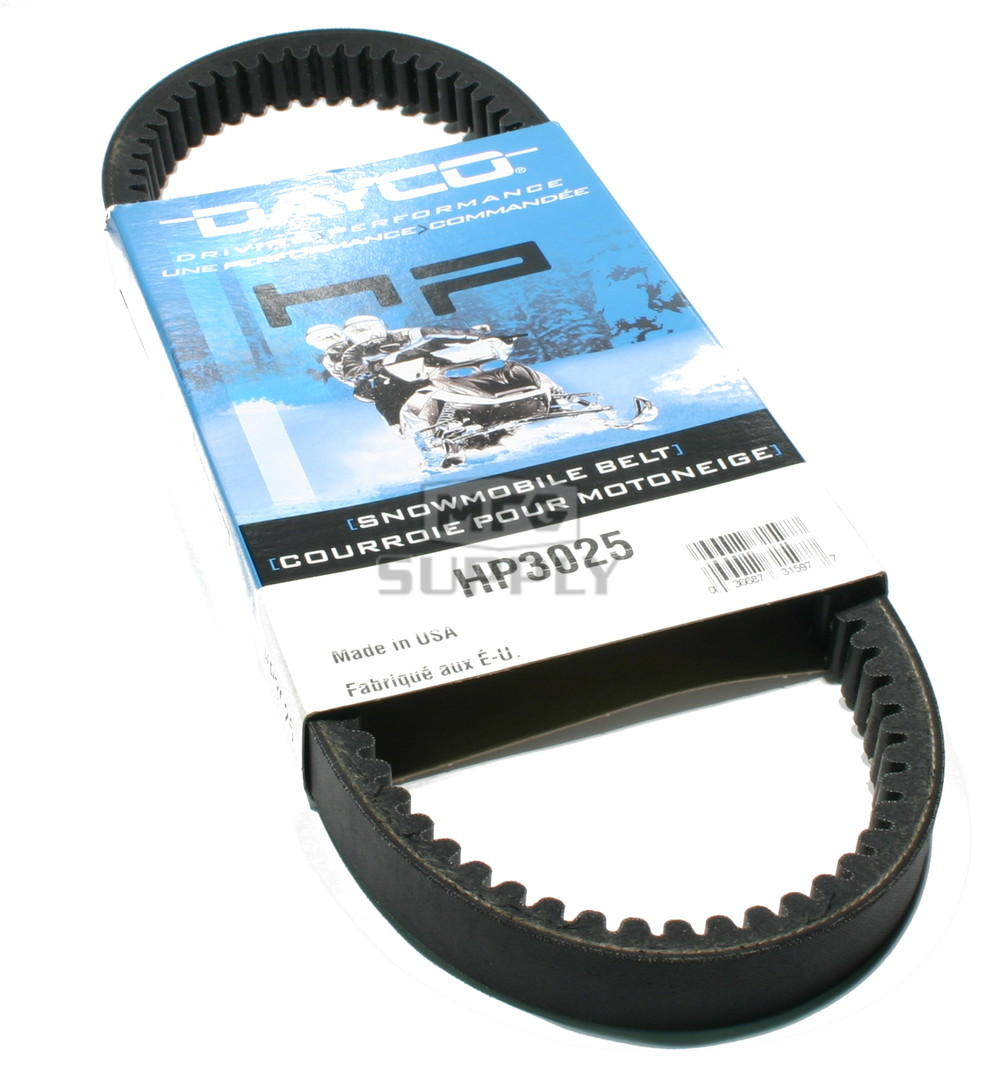 HP3025 - Honda Dayco HP (High Performance) Belt. Fits 77 ...