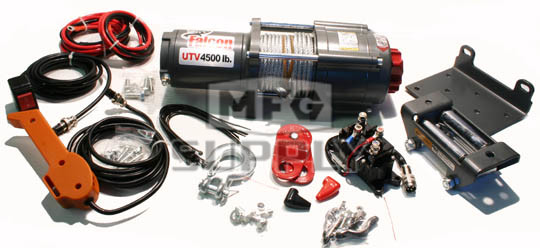 Runva Falcon 4500 lbs ATV & UTV Winch