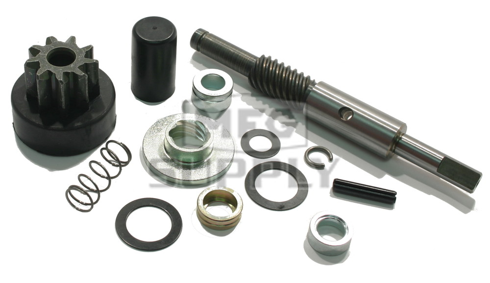 Polaris Snowmobile Starter Drive Gear / Pinion Rebuild Kit
