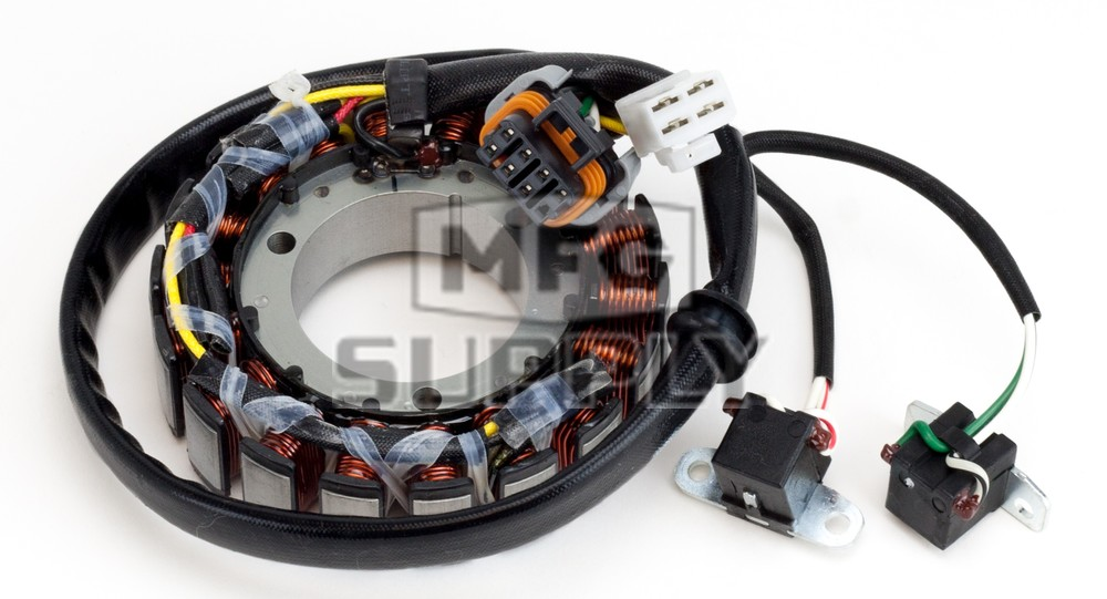 Polaris Aftermarket Stator with Pickup Coils for Various 2016-2019 on