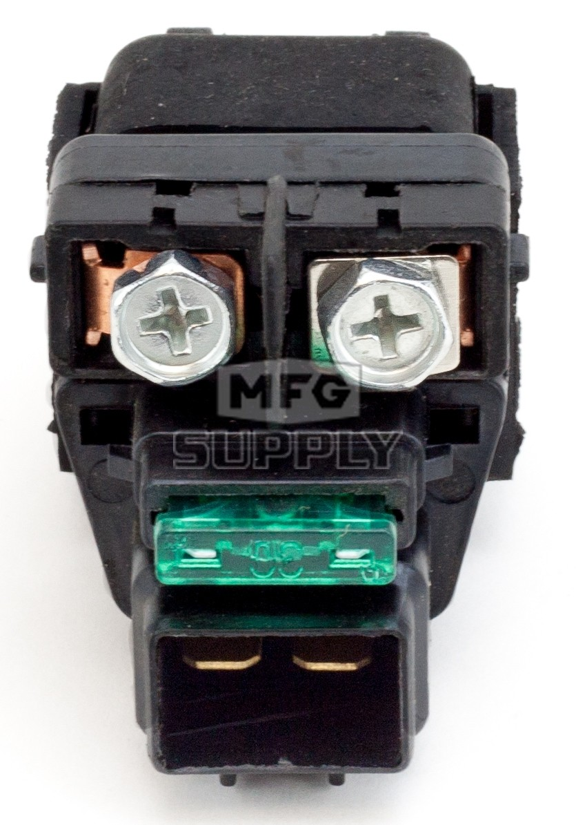 Arctic Cat Aftermarket Starter Relay Assembly for Various 1996-2005 375,  400, 454, and 500 Model ATV's