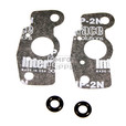 Snowmobile Exhaust Valve Gasket Sets. Exhaust Valve Bellows