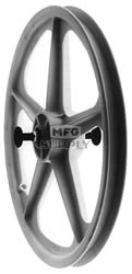"""7-5900 - 16"""" Yazoo 2302-100 Mag Wheel"""