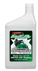 2212-A1002 - Case of 12 quarts Injection Oil for Arctic Cat (actual shipping charges apply)