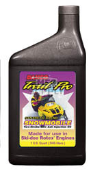 2312-S1200 - Case of 12 quarts of Synthetic Blend for Ski-Doo Snowmobiles (actual shipping charges apply)
