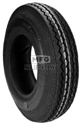 8-840 - 480 X 12 Sawtooth Trailer Tire 4 Ply Tubeless