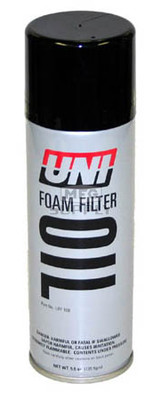 UFF-100 - Uni-Filter Foam Filter Oil