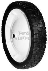 "6-6709 - 9"" X 2.00"" Snapper 19201, 19198 Steel Wheel (""S"" tread)"