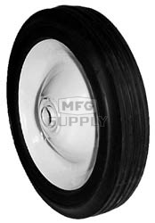 "6-3460 - 7"" X 1.50"" Steel Wheel (Centered Hub)"