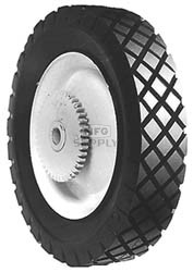 "6-2988 - 8"" X 1.75"" Toro/Wheel Horse Self-Propelled Wheel with 1/2"" ID Ball Bearing"