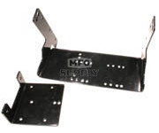 1599SW - Winch Mount Plate for Polaris ATVs