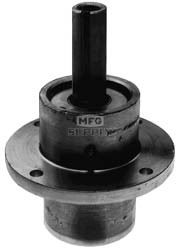 10-5722 - Spindle Assembly & Shaft for Scag