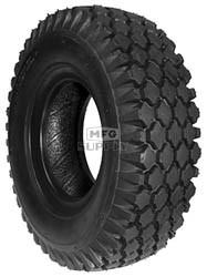 8-5918 - 410 X 350 X 6 Stud Tire 2 Ply Tubeless
