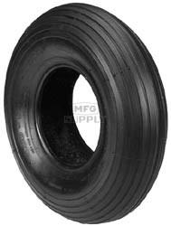 8-361 - 4.80 X 4.00 X 8 Rib Tire 2 Ply Tubeless