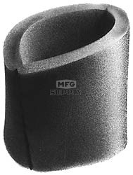 19-6693 - Honda 17218-ZE2-821 Air Filter Wrap