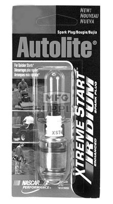 24-13020 - Autolite Xtream Start XST2974DP Spark Plug