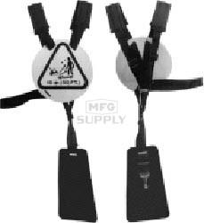 27-8570 - Trimmer Harness w/Adjusting Shoulder Str