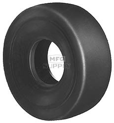 8-350 - 4.10 X 3.50 X 5 Slick Tire 4 Ply Tube Type