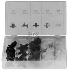 1-7205 - Fuel Filter & Cut-Off Valve Assortment