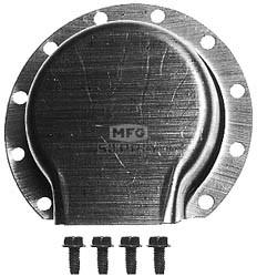 18-2298 - B&S 393761 Muffler Deflector