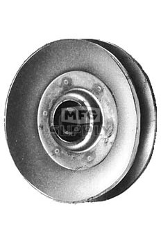 "13-731 - 3-1/16"" Diameter V-Belt Idler Pulley for 1/2"" belt"