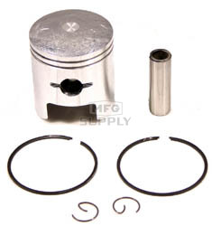 09-692-2 - OEM Style Piston assembly. 75-97 Arctic Cat 340cc twin; .020 oversized