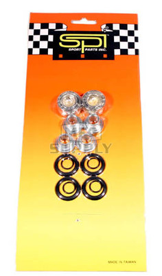 MX-04171 - Shock Bearing Kit for Yamaha 98-00 YZ125/250, 98-99 YZ400F, 00 YZ426F
