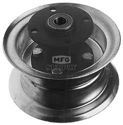 "8-376 - 6"" Rear Demountable Wheel Assembly"