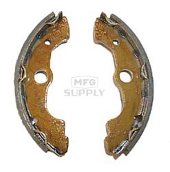 VB-156 - Honda Front ATV Brake Shoes. TRX300, TRX350, TRX400, TRX450,  TRX500