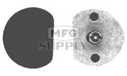 05-102 - Ski-Doo Brake Pad Set