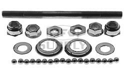 "9-5901 -  Axle Kit For 16"" & 20"" Yazoo Wheel"