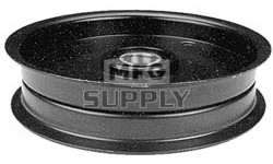13-10397 - Flat Idler Pulley replaces Exmark 1-613098.