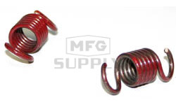 200114A-W1 - Red springs for 350 Series Clutch. 1800/2000 engagement. Set of 2. Standard.