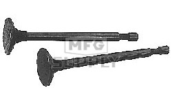 23-9823 - Exhaust Valve replaces Honda 14721-ZF0-000