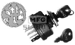 31-7280 - Ignition Switch Toro/Wheelhorse 103991