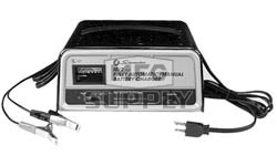 32-10345 - 10/2 Amp Automatic Schumacher Battery Charger.
