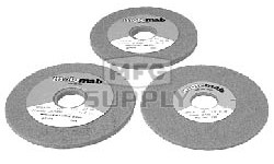 """32-9706 - Grinding Wheel For 32-9704 Chain Grinder. 4-1/8"""" OD x 7/8"""" ID x 3/16"""" Thick."""