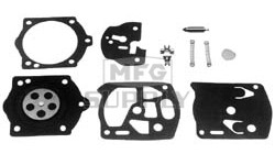 38-8259 - Walbro K10-WS Carb Kit