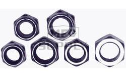 AZ8515 - 5/8-18 Thin Profile, Nylon Insert, Axle Nut
