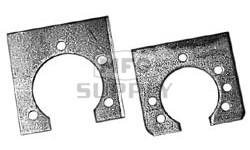 "AZ8127-W1 - Bearing Hanger for 1"" Axle"