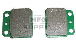 VD-341-H2 - Suzuki Rear ATV Brake Pads. Quad Racer & Quad Sport ATV models