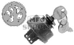 31-8601-H2 - John Deere Key Switch