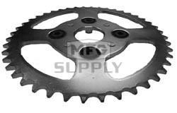 KS003830 - Honda ATV 43 tooth rear sprocket. Fits ATC185S/200S/250R & ATC200S