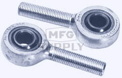 AZ8250-L - Male Rod End Bearing, 1/4-28 left