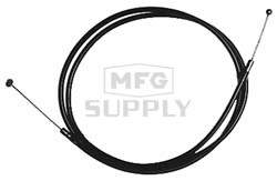 "4-261 - 48"" Mini Bike Throttle Control Cable"