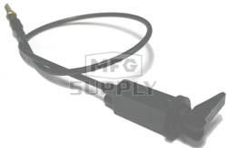 """05-938 - 24-1/2"""" Single Mikuni Choke Control Cable"""